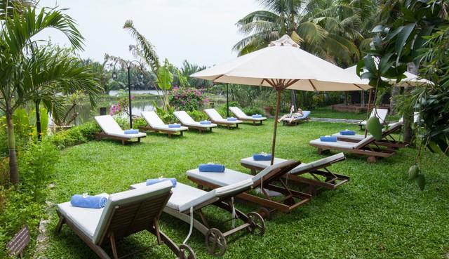Muca Hội An Boutique Resort & Spa 4* - Không gian xanh bên sông - 3