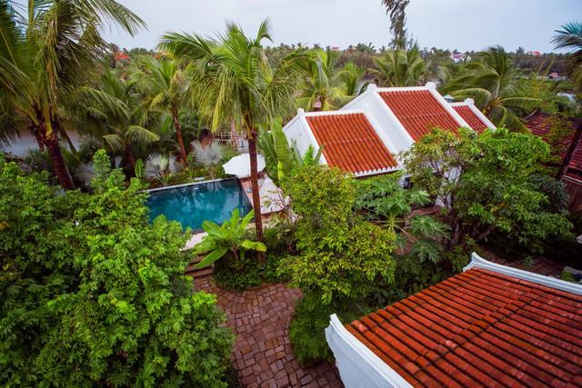 Muca Hội An Boutique Resort & Spa 4* - Không gian xanh bên sông - 2
