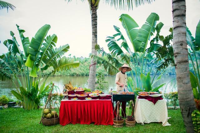 Muca Hội An Boutique Resort & Spa 4* - Không gian xanh bên sông - 13