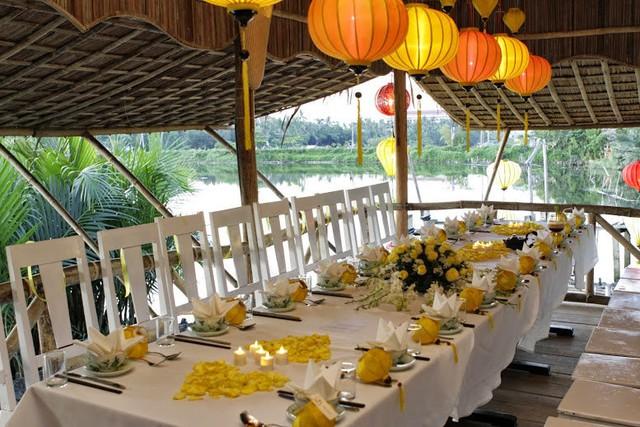 Muca Hội An Boutique Resort & Spa 4* - Không gian xanh bên sông - 7