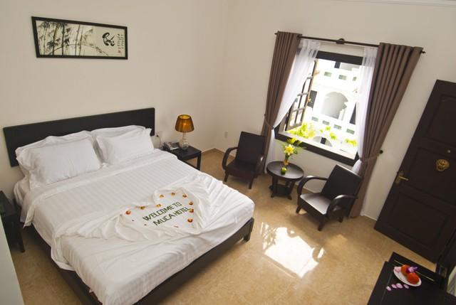 Muca Hội An Boutique Resort & Spa 4* - Không gian xanh bên sông - 11