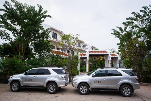 Muca Hội An Boutique Resort & Spa 4* - Không gian xanh bên sông - 21