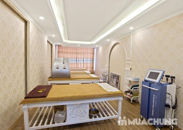 Massage body, ủ dưỡng & tắm muối khoáng hoa hồng Thủy Nguyễn Spa - 3