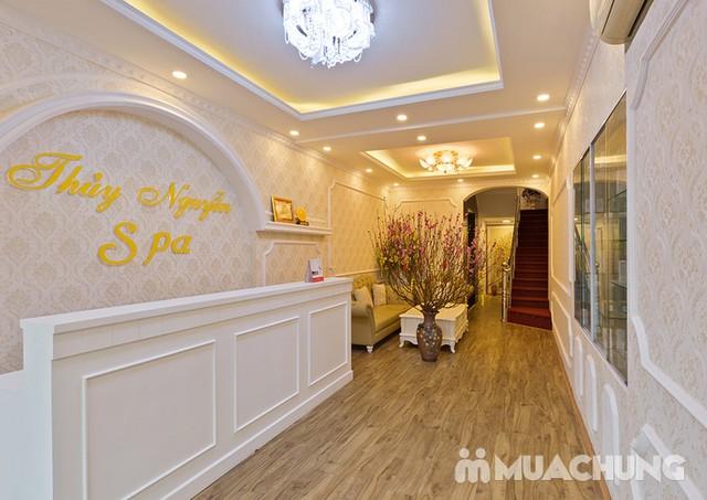 Massage body, ủ dưỡng & tắm muối khoáng hoa hồng Thủy Nguyễn Spa - 2