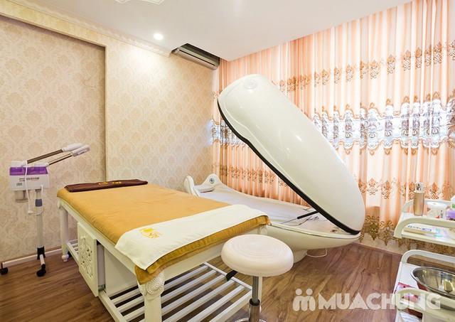 Massage body, ủ dưỡng & tắm muối khoáng hoa hồng Thủy Nguyễn Spa - 4