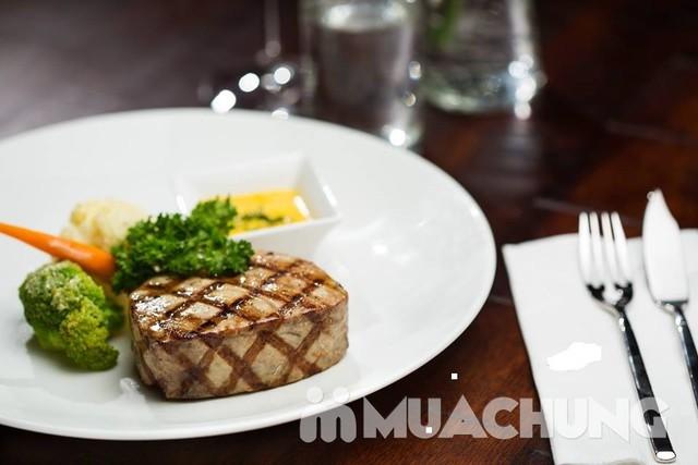 Voucher thưởng thức bò Úc, cừu nướng kiểu châu Âu - 3