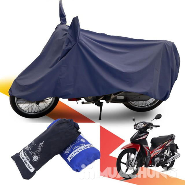 Bạt phủ bảo vệ xe máy Tân Hưng Phong - 11