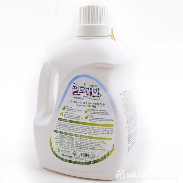 Nước giặt Florea 3.1L diệt khuẩn - Tặng bình nước  - 5