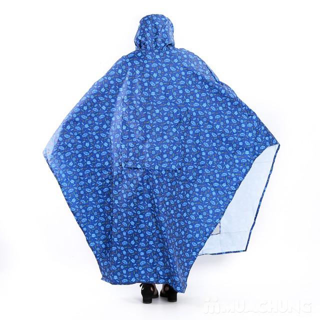 Áo mưa Tumi 2 đầu tiện lợi, nhiều họa tiết  - 7