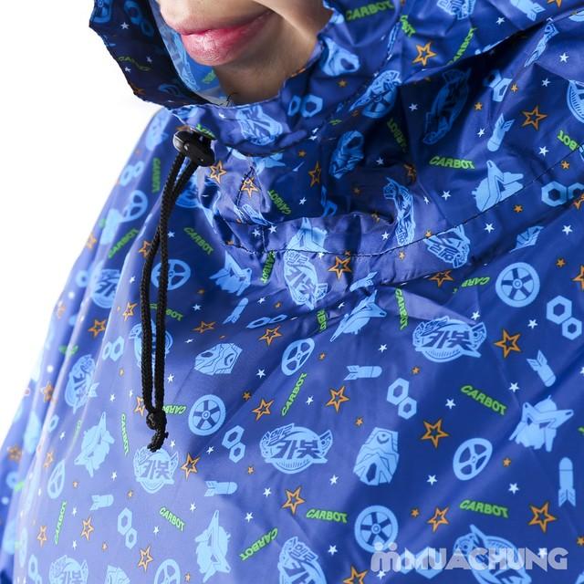 Áo mưa Tumi 2 đầu tiện lợi, nhiều họa tiết  - 9