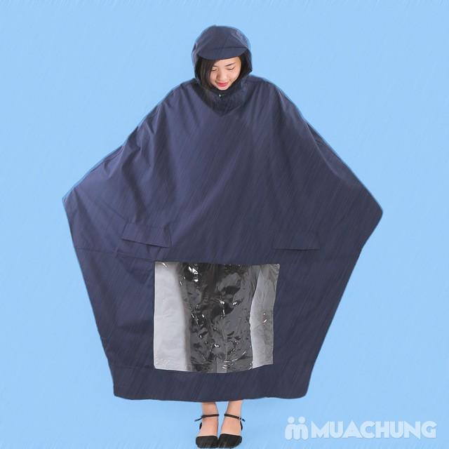 Áo mưa đơn siêu nhẹ Tumi - 6
