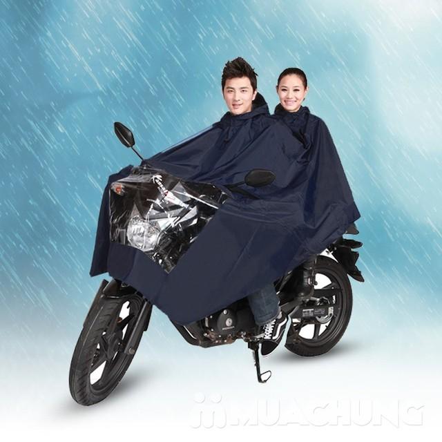 Áo mưa đôi Tumi - cho những cơn mưa bất chợt - 1