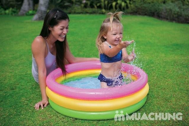 Bể bơi Intex 57402 3 tầng 61cm x 22cm - 5