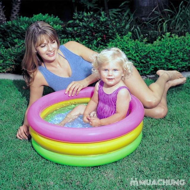 Bể bơi Intex 57402 3 tầng 61cm x 22cm - 7