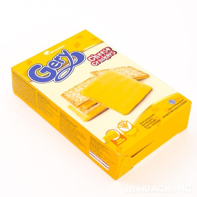3 hộp bánh quy phủ phomai giòn tan béo ngậy - 8