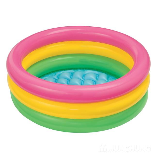 Bể bơi Intex 57402 3 tầng 61cm x 22cm - 8