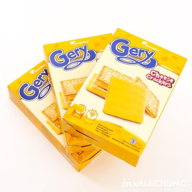 3 hộp bánh quy phủ phomai giòn tan béo ngậy - 6