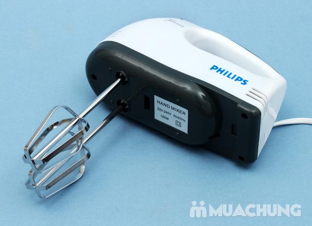 Máy đánh trứng, bột cầm tay Philips 6610 - 4