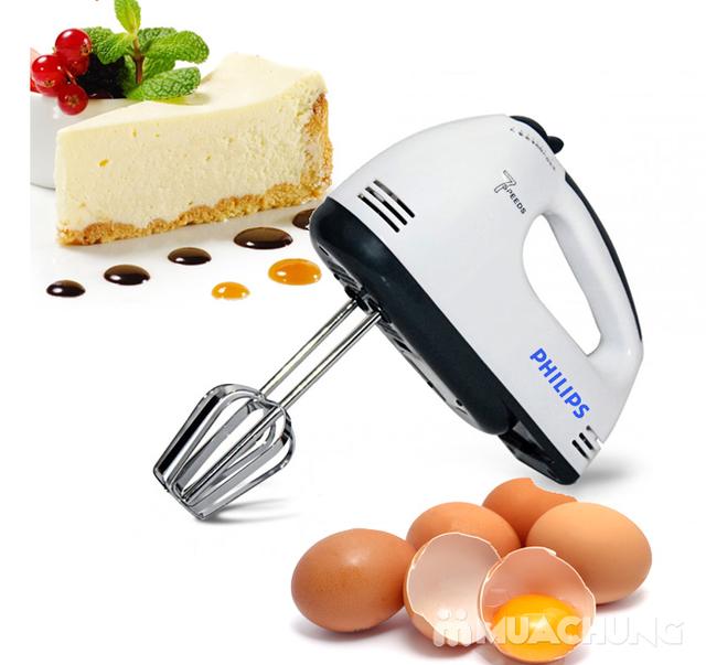 Máy đánh trứng, bột cầm tay Philips 6610 - 1