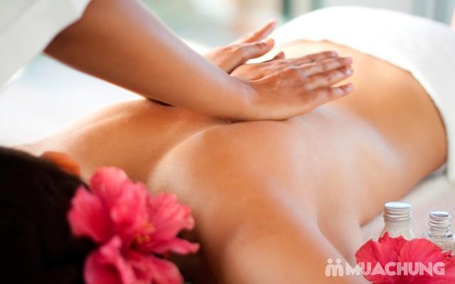 Massage body đá nóng + Ủ dưỡng sữa non, kem nghệ Lê Vân Spa & Beauty Salon - 1
