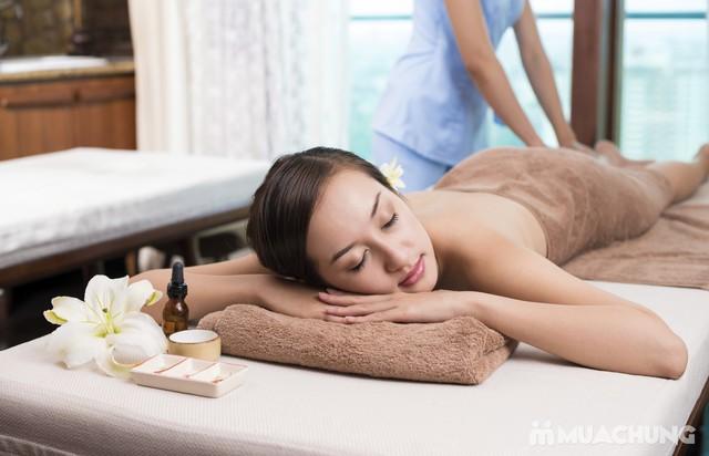 Massage body đá nóng + Ủ dưỡng sữa non, kem nghệ Lê Vân Spa & Beauty Salon - 2