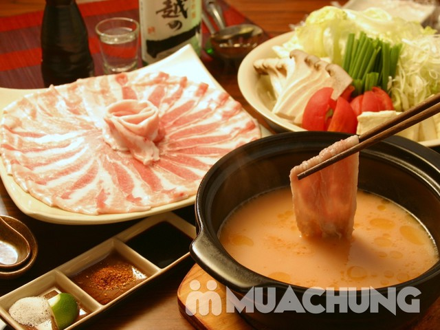 Buffet Lẩu Nhật Bản tại nhà hàng Nijyu Maru - 12