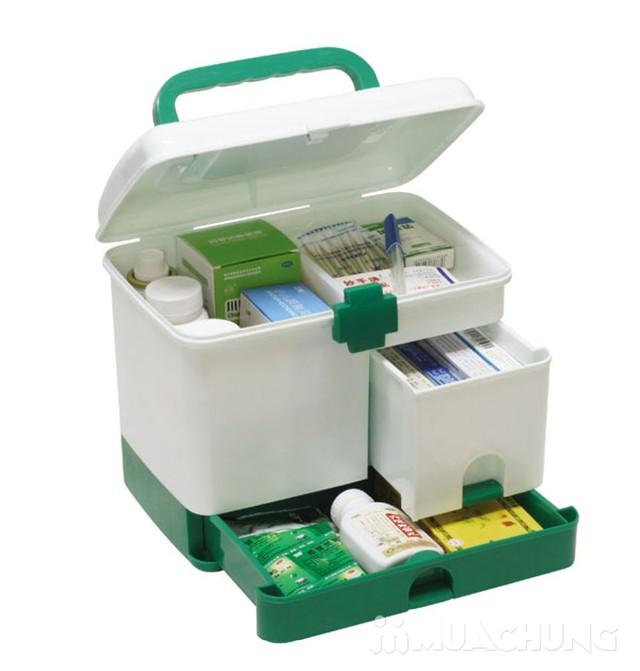Hộp đựng thuốc và dụng cụ y tế cho gia đình - 5