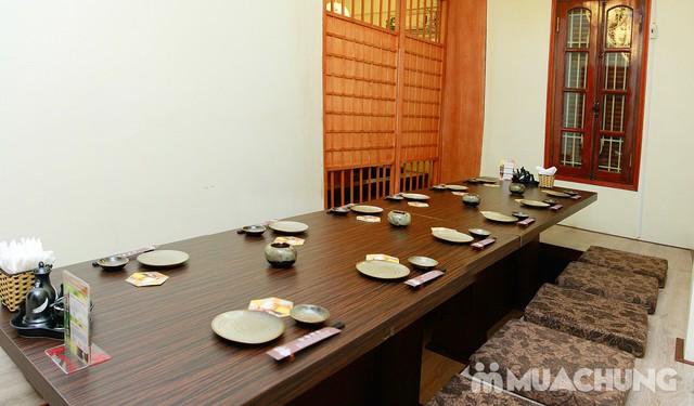 Chọn 1 trong 3 set ăn hương vị Nhật Bản lôi cuốn - 4