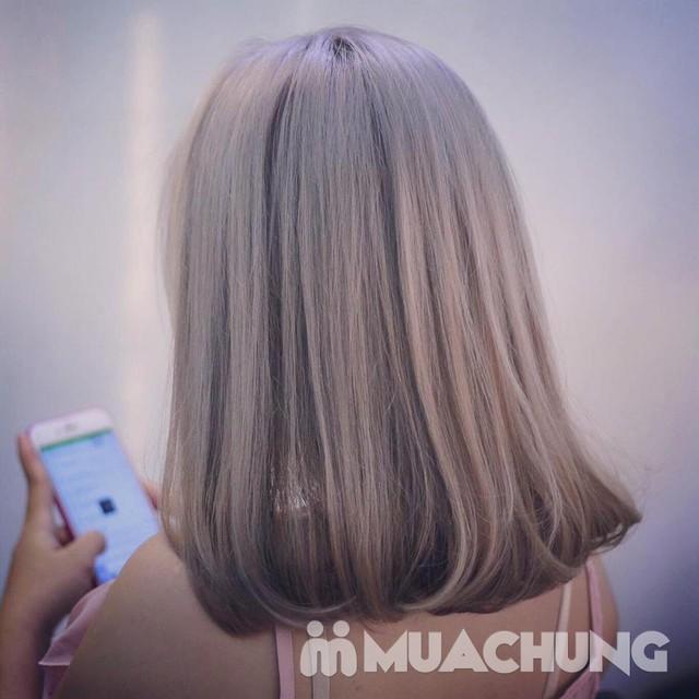Chọn 1 trong 3 gói Uốn/Ép/Nhuộm tặng dưỡng tóc - 3