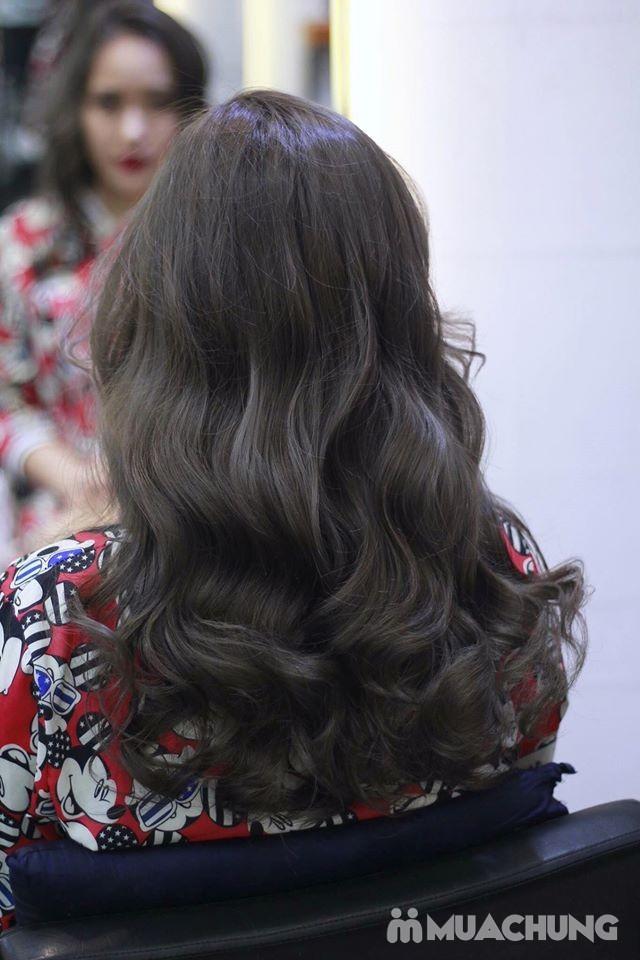 Chọn 1 trong 3 gói Uốn/Ép/Nhuộm tặng dưỡng tóc - 6