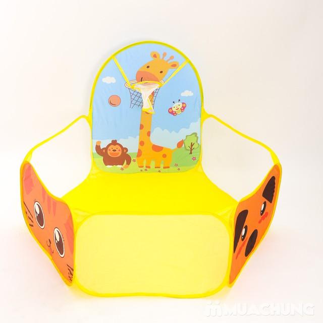 Lều bóng hươu hoặc HelloKitty - quà tặng cho bé - 5
