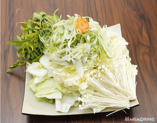 Buffet Lẩu Nhật Bản tại nhà hàng Nijyu Maru - 5