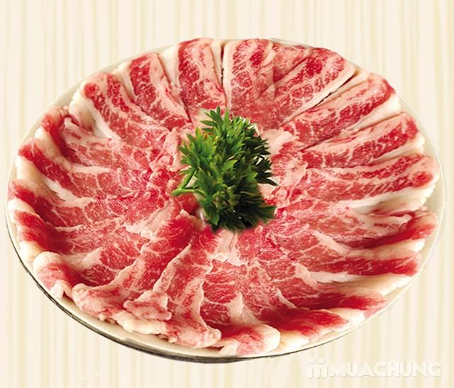 Buffet Lẩu Nhật Bản tại nhà hàng Nijyu Maru - 7
