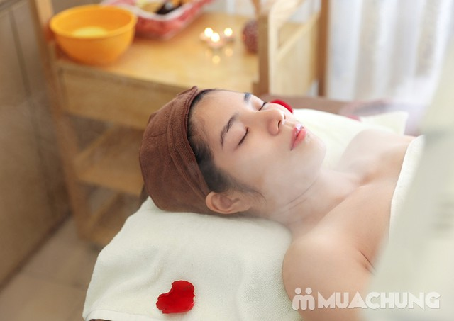 Chăm sóc làm trắng sáng da mặt với Oxy nguyên chất Gemma Spa - 8
