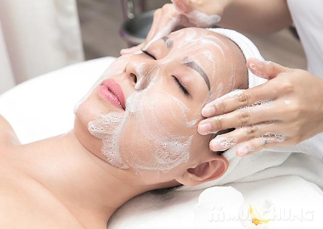Chăm sóc làm trắng sáng da mặt với Oxy nguyên chất Gemma Spa - 15