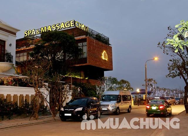 Phiếu sử dụng dịch vụ phòng Vip -Cham Spa &Massage - 4