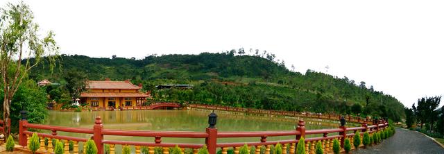 Tour Thác Pongour - Trúc Lâm Viên - Thác Prenn - Thiền viện Trúc Lâm - 9