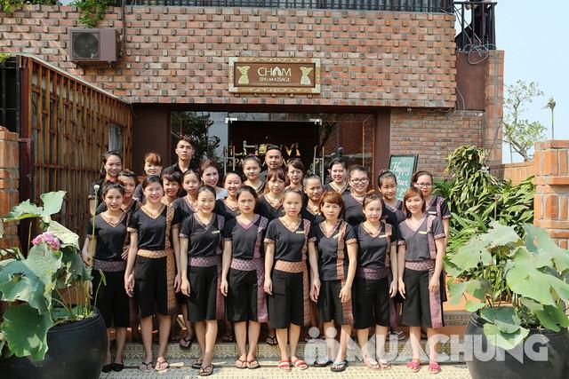 Phiếu sử dụng dịch vụ phòng Vip -Cham Spa &Massage - 2
