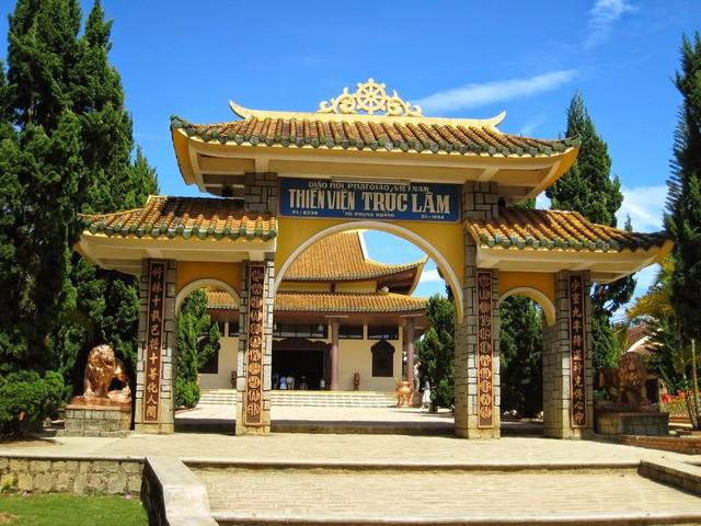 Tour Thác Pongour - Trúc Lâm Viên - Thác Prenn - Thiền viện Trúc Lâm - 8