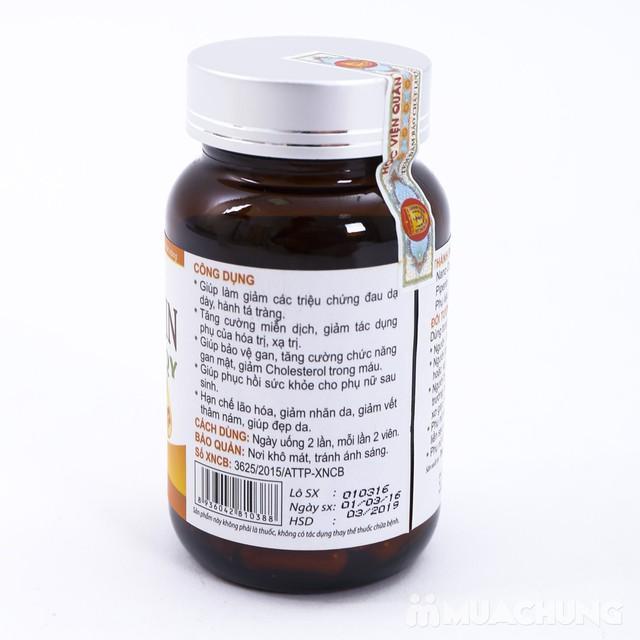 Giảm đau dạ dày, hành tá tràng với Nanocurcumin - 5