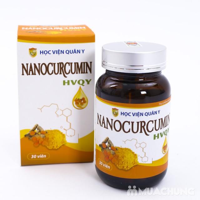 Giảm đau dạ dày, hành tá tràng với Nanocurcumin - 2
