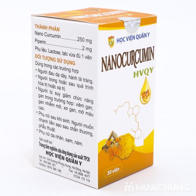 Giảm đau dạ dày, hành tá tràng với Nanocurcumin - 10