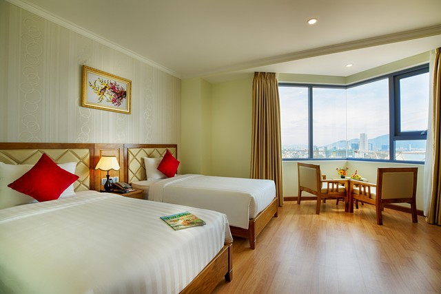 Serene Hotel 4* Đà Nẵng - Ngay mặt biển Mỹ Khê xinh đẹp - 4