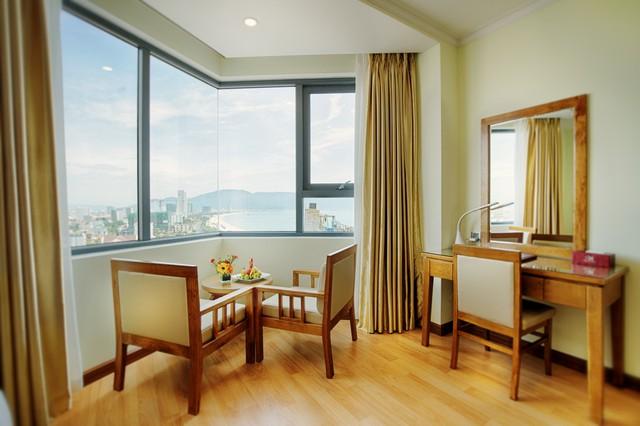 Serene Hotel 4* Đà Nẵng - Ngay mặt biển Mỹ Khê xinh đẹp - 3