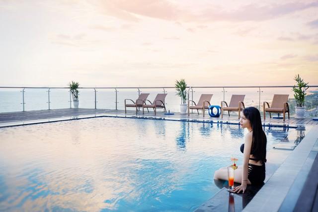 Serene Hotel 4* Đà Nẵng - Ngay mặt biển Mỹ Khê xinh đẹp - 6