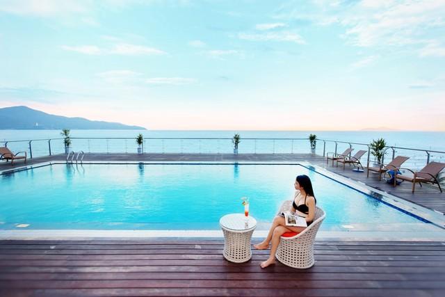 Serene Hotel 4* Đà Nẵng - Ngay mặt biển Mỹ Khê xinh đẹp - 5