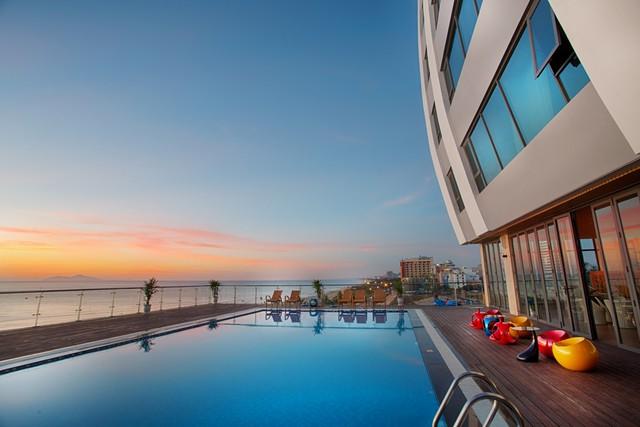 Serene Hotel 4* Đà Nẵng - Ngay mặt biển Mỹ Khê xinh đẹp - 7