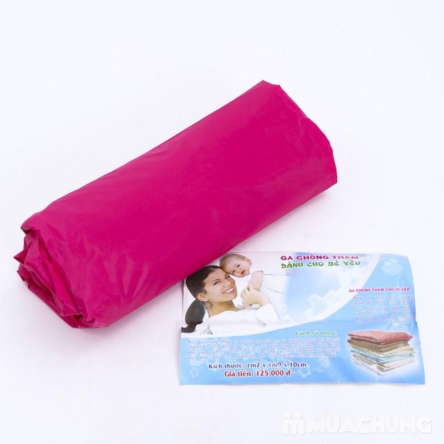 Ga chống thấm bảo vệ đệm cho bé 1.2x1.9m  - 9