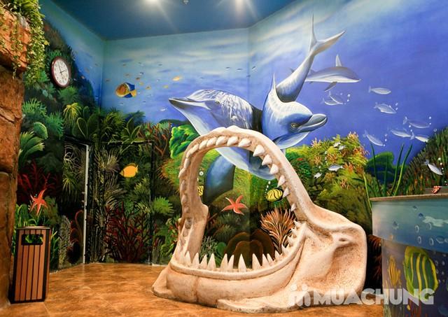 Vé tham quan thủy cung Vinpearlland Aquarium trẻ em - 15