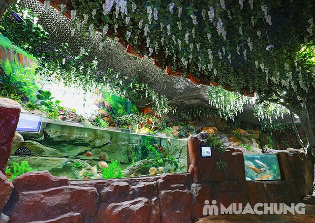 Vé tham quan thủy cung Vinpearlland Aquarium trẻ em - 3